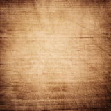 Brow wooden plank, tabletop, floor surface or chopping, cutting board. Royalty Free Stock Photos