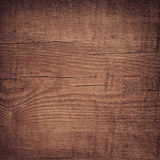 Brow wooden plank, tabletop, floor surface or chopping, cutting board. Stock Photos