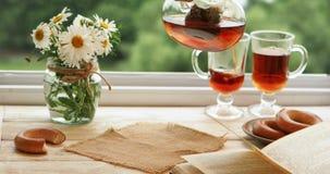 Browarniana wierzbowa herbata zdjęcie wideo