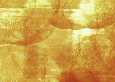 Brown łat koloru grafiki koloru pastelowy muśnięcie muska łaty Zdjęcia Royalty Free