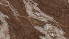 Brown żyły marmuru kamień obrazy stock