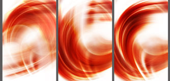 Brown Abstract background high technology collection Stock Photo