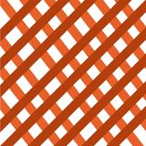 Brown mesh criss cross symmetrical pattern abstract background royalty free illustration