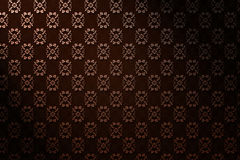 Brown abstract background Stock Image