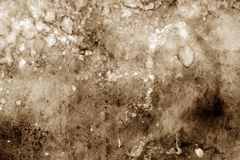 Brown Abstract Background Photograph Stock Photo