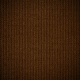 Brown abstract canvas background Royalty Free Stock Photo