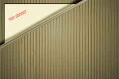 Brown abstract cardboard background Royalty Free Stock Photos