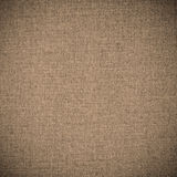 Brown abstract linen background Royalty Free Stock Photo