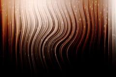 Brown abstrakt z bielu deszczem Fotografia Royalty Free