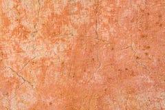 Brown adobe gliny ściany tekstury tło Zdjęcie Stock
