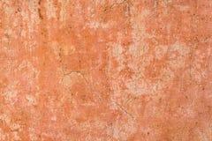 Brown adobe gliny ściany tekstury tło Zdjęcia Royalty Free