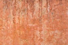 Brown adobe gliny ściany tekstury tło Zdjęcia Stock