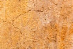 Brown adobe gliny ściany tekstury tło Materialna budowa Fotografia Stock