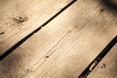 Wooden old background. Royalty Free Stock Photography