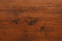 Brown antique  wood texture Royalty Free Stock Image