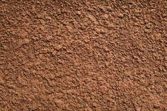 Brown apretury ściana Obraz Stock
