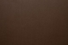 Artificial leather texture Brown color Royalty Free Stock Photo