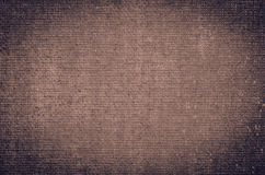 Brown artistic canvas painted background Stock Photography
