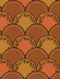 Brown background. Brown abstract design background illustration stock illustration