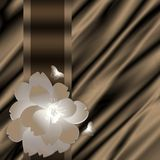 Brown  background abstract Royalty Free Stock Photo