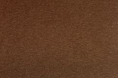 Brown background beige tan color. Royalty Free Stock Photo