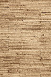 Brown background of brick stone wall texture pattern Royalty Free Stock Photography