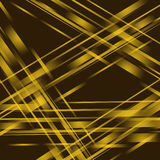 Brown background with gold stripes Royalty Free Stock Photo