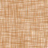 Brown background. Imitation of natural fabric Royalty Free Stock Image