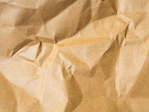 Brown background from paper envelopes. Royalty Free Stock Photography