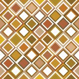 Brown background with squares Stock Photos