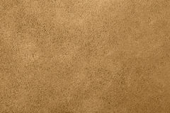 Brown background texture of plaster wall Stock Photos