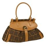 Brown bag Royalty Free Stock Images