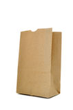 Brown Bag Royalty Free Stock Photo