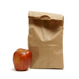 Brown Bag It Royalty Free Stock Photo