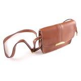 Brown bag Royalty Free Stock Image