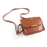 Brown bag Stock Images