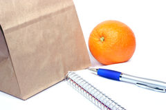 Free Brown Bag Lunch Meeting Stock Images - 15536924