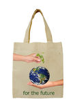 Brown bags Royalty Free Stock Photography