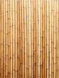 Brown Bamboo Background, Natural Color Stock Photography