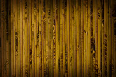 Brown bamboo background Stock Photography