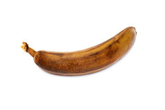 Brown banana Stock Photos