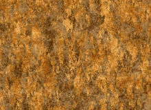 Brown bark grained texture Royalty Free Stock Photos
