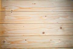 Brown, barrière de conseil en bois Panneaux en bois de vintage foncé Milieux et barrière de textures peinte Front View Attirez a Photos libres de droits