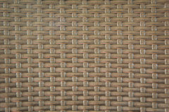 Brown basketwork texture Stock Images