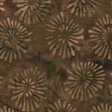 Brown-Batik-Hintergrund Lizenzfreie Stockfotos