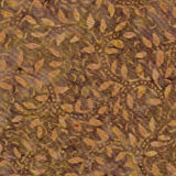 Brown-Batik-Muster Stockbild