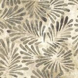Brown Batik Pattern Royalty Free Stock Images