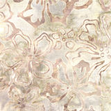 Brown Batik Pattern Stock Photography