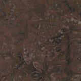 Brown Batik Pattern Royalty Free Stock Image