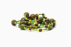 Brown Beads Royalty Free Stock Photos